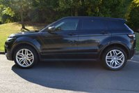 USED 2015 65 LAND ROVER RANGE ROVER EVOQUE TD4 HSE DYNAMIC 4WD WITH ACTIVE DRIVELINE, SATTELITE NAV, PANORAMIC ROOF, TOW BAR
