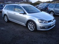 USED 2013 63 VOLKSWAGEN GOLF 2.0 GT TDI BLUEMOTION TECHNOLOGY 5d 148 BHP ROAD TAX ONLY £20 A YEAR