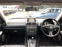 USED 2004 54 LEXUS IS 2.0 200 SE 4d AUTO 153 BHP
