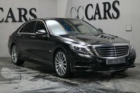 USED 2014 14 MERCEDES-BENZ S CLASS 3.0 S350 BLUETEC L AMG LINE EXECUTIVE 4d 258 BHP Black Full Leather Heated / Air Cooled Electric Memory Seats, Command - Satellite Navigation + Bluetooth Connectivity + DAB Radio, 20 Inch Multispoke Alloy Wheels, Front and Rear Park Distance Control + Reverse Camera, Executive Rear Package with Heated / Air Cooled Electric Seats, Panoramic Glass Roof, Wood / Leather Multi Function Steering Wheel, Cruise Control, Voice Control, Privacy Glass, Digital 4 Zone Climate Control, Heated Electric Powerfold Mirrors