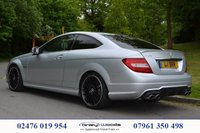 USED 2013 63 MERCEDES-BENZ C 63 AMG 6.2L V8 STUNNING! TRACKER FITTED