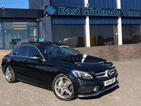 2014 MERCEDES-BENZ C CLASS 2.1 C250 BLUETEC AMG LINE PREMIUM 4d AUTO 204 BHP £16450.00