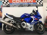 2009 SUZUKI GSX650 656cc  £3495.00