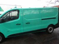 USED 2016 16 VAUXHALL VIVARO 1.6 2900 L2H1 CDTI P/V ECOFLEX 1d 89 BHP