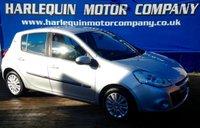 2010 RENAULT CLIO 1.5 I-MUSIC DCI 5d 86 BHP £3390.00