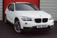 USED 2012 BMW X1 2.0 XDRIVE18D SPORT 5d 141 BHP