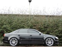 USED 2006 06 AUDI RS4 SALOON 4.2 RS4 QUATTRO 4d 420 BHP WING BACK SEATS SAT NAV XENONS