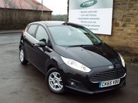 USED 2015 65 FORD FIESTA 1.5 TITANIUM ECONETIC TDCI  One Owner Full Service History