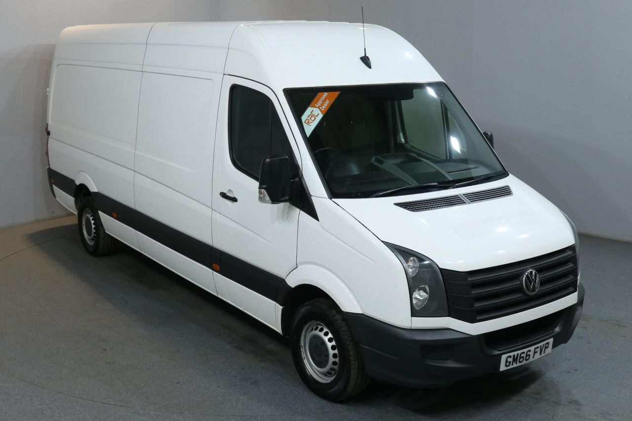 66977886b3 ... USED 2017 66 VOLKSWAGEN CRAFTER 2.0 CR35 TDI 140 BHP LWB H ROOF EURO 6  ...