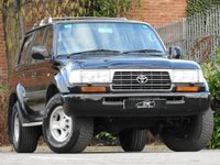 USED 1998 R TOYOTA LAND CRUISER 4.5 VX 5d AUTO 202 BHP LAST ONE MADE 1998 R 1 OWNER