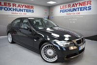USED 2007 07 BMW ALPINA 2.0 16V 4d 197 BHP Half Leather, Great MPG, Park sensors, 19in alloys