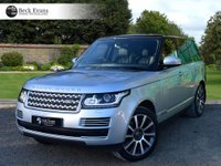 USED 2013 63 LAND ROVER RANGE ROVER 3.0 TDV6 VOGUE SE 5d AUTO 258 BHP