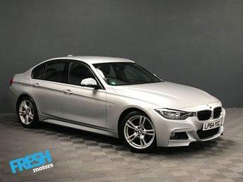 2015 BMW 3 SERIES 2.0 320D M SPORT £16000.00