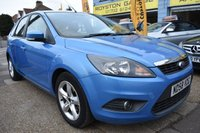 USED 2008 58 FORD FOCUS 1.6 ZETEC 5d AUTO 100 BHP COMES WITH 6 MONTHS WARRANTY