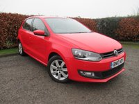 USED 2010 10 VOLKSWAGEN POLO 1.4 SE 5d 85 BHP 2 KEYS, ALLOYS,ISOFIX ANCHORAGE POINTS