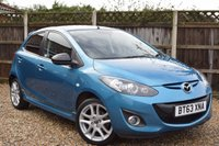 USED 2014 63 MAZDA 2 1.3 VENTURE EDITION 5d 83 BHP Free 12  month warranty