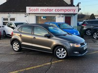 USED 2012 61 VOLKSWAGEN POLO 1.4 Match DSG 5 door Automatic