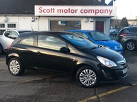 USED 2012 12 VAUXHALL CORSA 1.4 Excite 3 door
