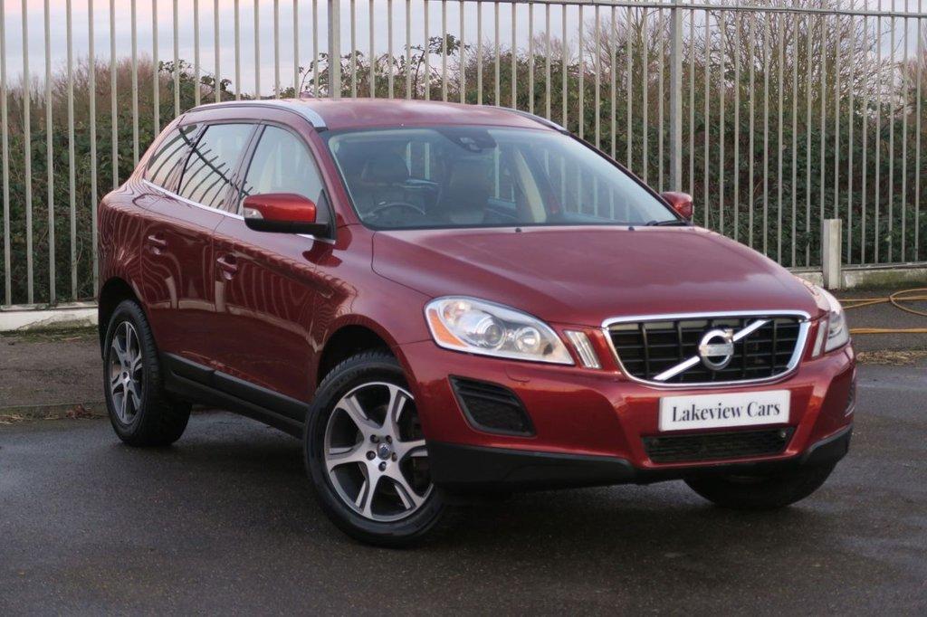 USED 2012 12 VOLVO XC60 2.0 D3 DRIVE SE LUX 5d 161 BHP