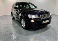 USED 2011 61 BMW X3 3.0 X DRIVE 35D M SPORT STEPTRONIC AUTOMATIC 8 SPEED LOW RATE FINANCE AVAILABLE WITH NIL DEPOSIT AVAILABLE