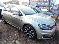 2015 VOLKSWAGEN GOLF 1.4 GTE NAV DSG 5d AUTO 150 BHP £15495.00