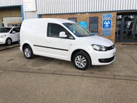 2015 VOLKSWAGEN CADDY 1.6 C20 TDI HIGHLINE 1d 101 BHP £8395.00