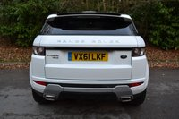 USED 2012 61 LAND ROVER RANGE ROVER EVOQUE 2.2 SD4 DYNAMIC 5d AUTO 190 BHP ** LOW MILEAGE ** JUST ARRIVED, PANORAMIC ROOF, SAT NAV