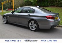 USED 2014 64 BMW 5 SERIES 520d M SPORT JUST ARRIVED, FULL SERVICE HISTORY, JUST BEEN SERVICED