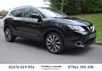 USED 2015 65 NISSAN QASHQAI N-TEC PLUS DIG-T XTRONIC JUST ARRIVED, FULL SERVICE HISTORY, PANORAMIC ROOF, SAY NAV, SURROUND CAMERAS