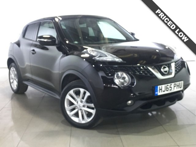 View our 2016 65 NISSAN JUKE 1.5 N-CONNECTA DCI 5d 110 BHP