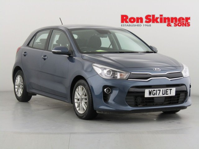 View our 2017 17 KIA RIO 1.2 2 5d 82 BHP