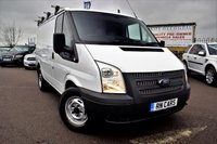 2012 FORD TRANSIT 2.2 280 ECONETIC LR 5DR 99 BHP £5995.00