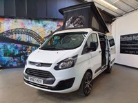 2017 FORD TRANSIT CAMPERVAN