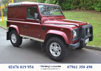 2005 LAND ROVER DEFENDER