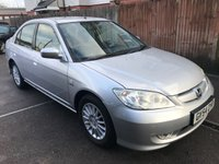USED 2004 54 HONDA CIVIC 1.3 IMA EXECUTIVE 4d 90 BHP