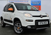 USED 2014 14 FIAT PANDA 1.3 MULTIJET ANTARCTICA Limited Edition 4x4 5d Family SUV Incredibly Low Mileage Rare Panda 4x4 ***ONE OWNER FROM NEW***