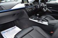"USED 2014 64 BMW 3 SERIES 320d M SPORT SATELLITE NAVIGATION, HARMAN KARDON & UPGRADED 19"" ALLOY WHEELS"