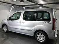 USED 2011 11 PEUGEOT PARTNER 1.6 TEPEE S HDI 5d 92 BHP    Wheelchair Accessible :          Folding wheelchair ramp :  Wheelchair anchor points, straps + belts : 2 x Sliding side doors :  3 x Forward facing seats :  Radio/CD Player