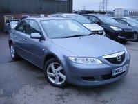 2002 MAZDA 6 2.0 TS2 4d AUTO 140 BHP £1800.00