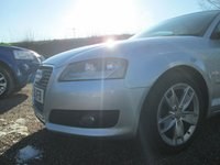 USED 2010 10 AUDI A3 1.4 TFSI SPORT 3d 123 BHP MPG EXTRA 58.9 MPG -  0 - 60 MPH IN 9.4 SECONDS
