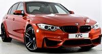 USED 2015 65 BMW M3 3.0 M DCT (s/s) 4dr  £5k Extra's, BMW Service Plan
