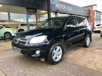 USED 2010 10 TOYOTA RAV4 2.2 XT-R D-4D 5d 148 BHP 1 Owner, Heated Leather, Keyless entry/drive