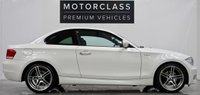 USED 2012 BMW 1 SERIES BMW 120D 20 M SPORT STEP Coupe