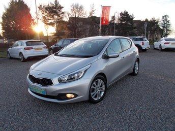 2014 KIA CEED 1.4 VR7 5d 98 BHP £6995.00