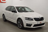 USED 2015 64 SKODA OCTAVIA 2.0 VRS TDI CR 5d 181 BHP LOW MILES + FULL HISTORY + PART EX WELCOME + PRIVACY GLASS