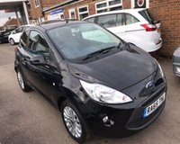 USED 2015 65 FORD KA 1.2 ZETEC THIS VEHICLE IS AT SITE 1 - TO VIEW CALL US ON 01903 892224