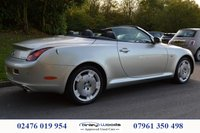 USED 2006 06 LEXUS SC 4.3 WHAT A LOT OF CAR FOR THE MONEY! IN EXCESS OF £55,000 NEW!