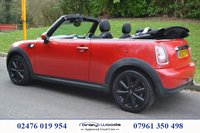 USED 2013 63 MINI CONVERTIBLE COOPER D FULL SERVICE HISTORY