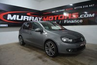 USED 2011 VOLKSWAGEN GOLF 2.0 GT TDI 5DOOR 138 BHP UNITED GREY