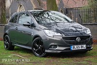 USED 2015 65 VAUXHALL CORSA 1.4 LIMITED EDITION [90 BHP] 3 DOOR HATCHBACK